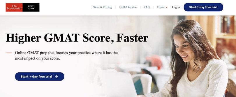 Image GMAT Test Prep Courses - The Economist GMAT Prep