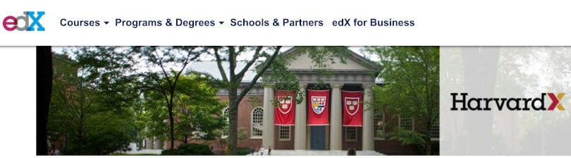 Image of Best edX Courses - Harvard University
