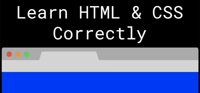 Image Free HTML & CSS Courses - freecodecamp