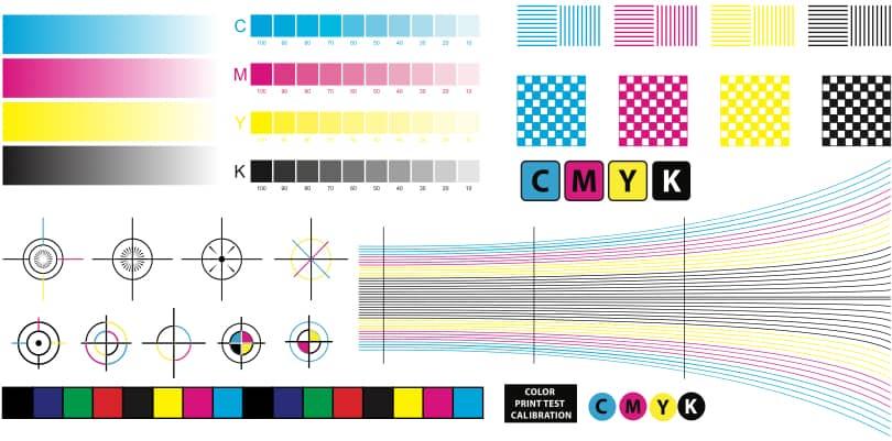 Image Learn Graphic Design - Basics Beginners - CMYK