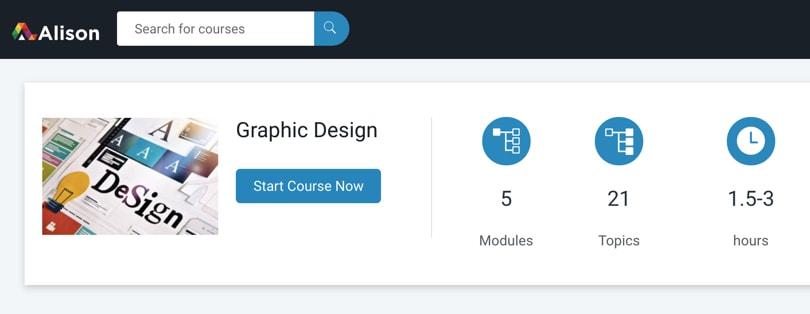 Image Best Graphic Design Courses - Alison - Graphic Design