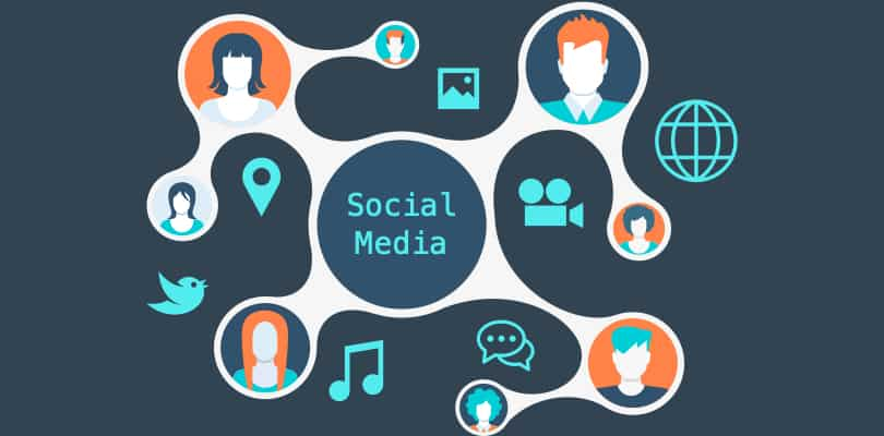 Image Grow Your Online Business - Make The Most Of Social Media