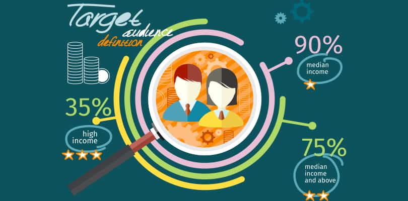 Image Grow Your Online Business - Find Your Target Audience