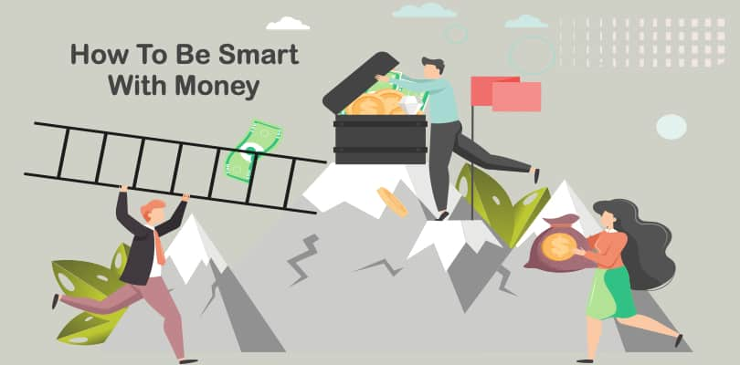 Image How To Be Smart With Money - Improve Financial Well-being