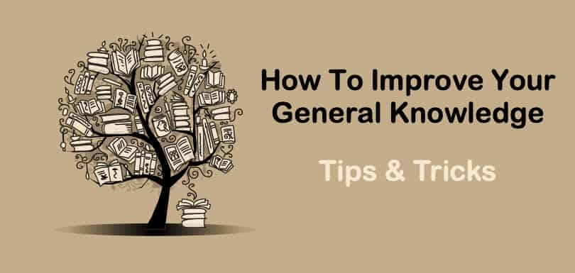Image of How to improve general knowledge