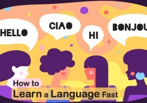 Image of How To Learn A New Language Fast