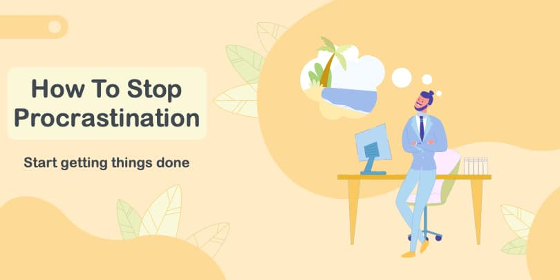 Image How To Stop Procrastination - Tips & Techniques