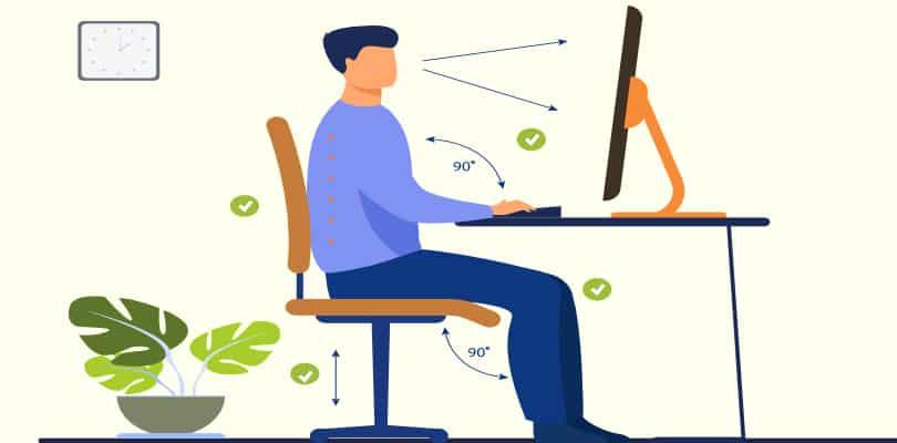 Image Improve Posture - Additional Tips