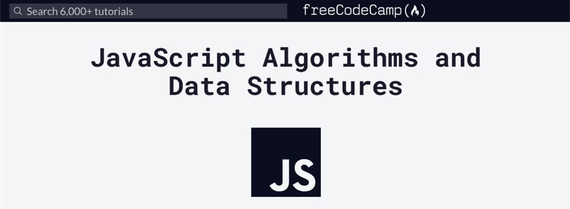 Image Javascript Courses - JS Algorithms, Freecodecamp