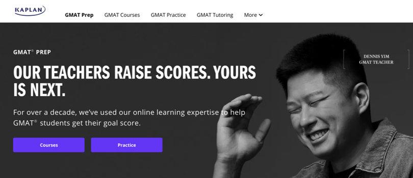 Image GMAT Test Prep Courses - Kaplan GMAT Prep