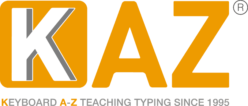 Image KAZ Typing Review - KAZ Logo