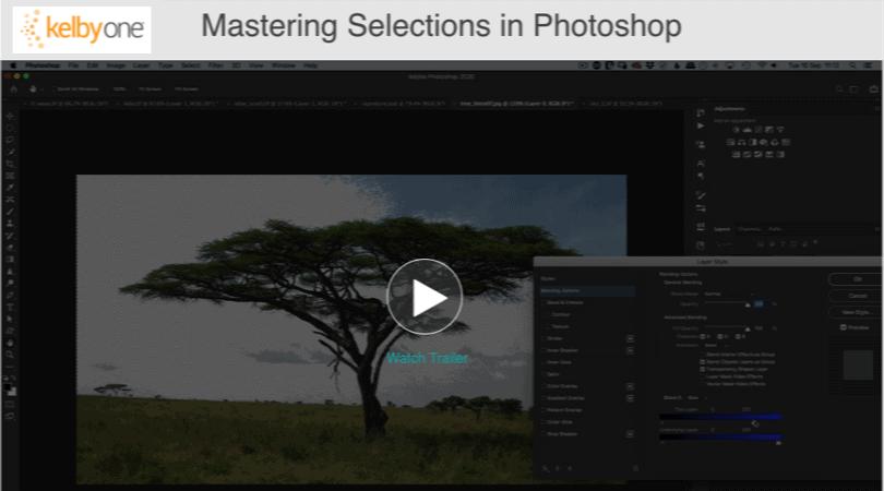 Image Best Photoshop Courses - Kelby One