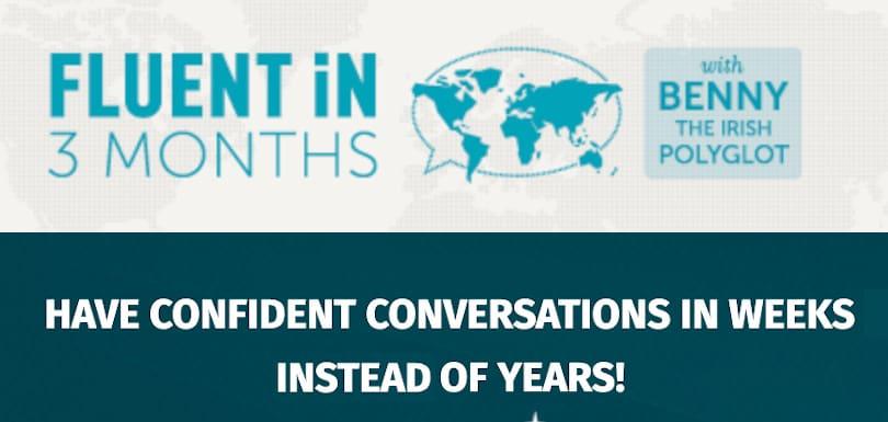 Image Best language courses online - Fluent in 3 Months