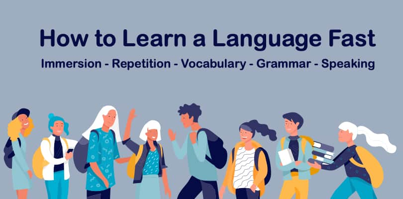 Image How To Learn A New Language - 5 Techniques