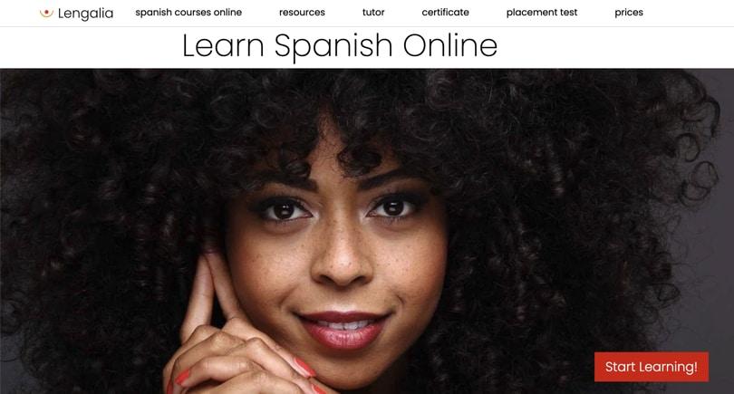 Image Lengalia - Spanish Courses Online