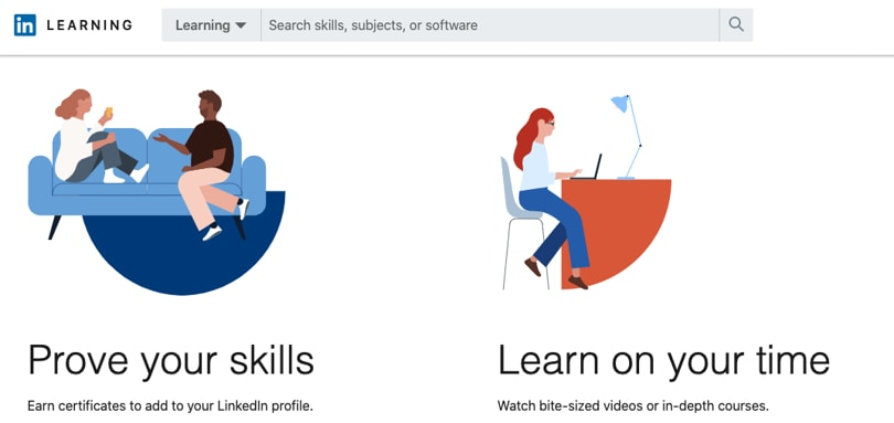 Image LinkedIn Learning Review - Benefits, pros, cons