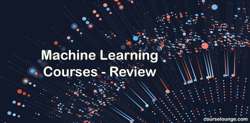 Image Machine Learning Courses  - Review Summary