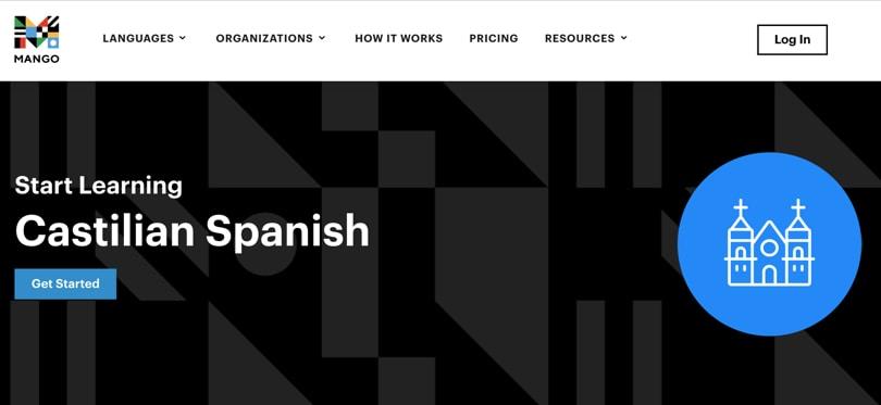 Image Mango - Spanish Courses Online