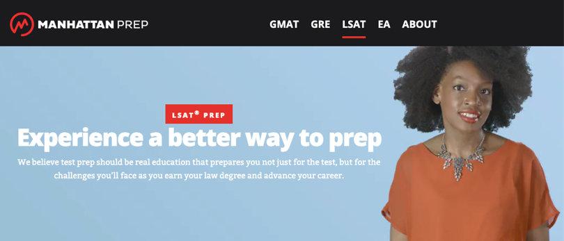 Image Best LSAT Test Prep Courses - Manhattan Prep LSAT