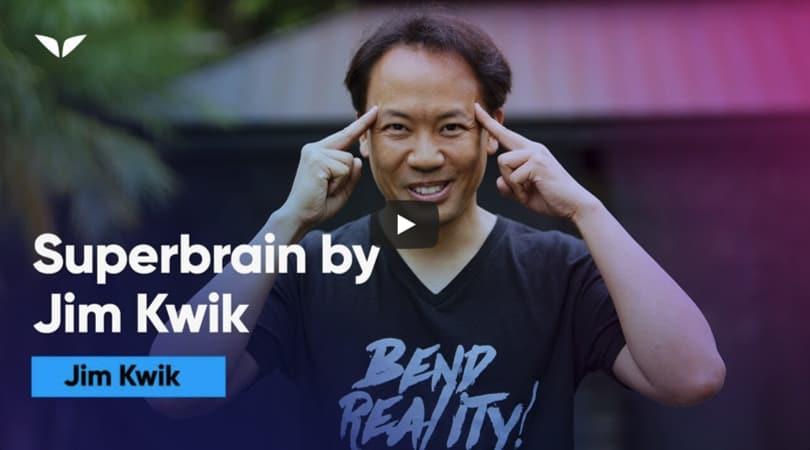 Image Mindvalley Courses - Masterclass - Superbrain Jim Kwik