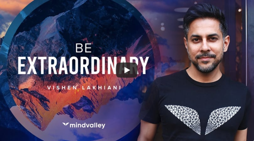 Image Mindvalley Courses - Masterclass Quest - Be Extraordinary