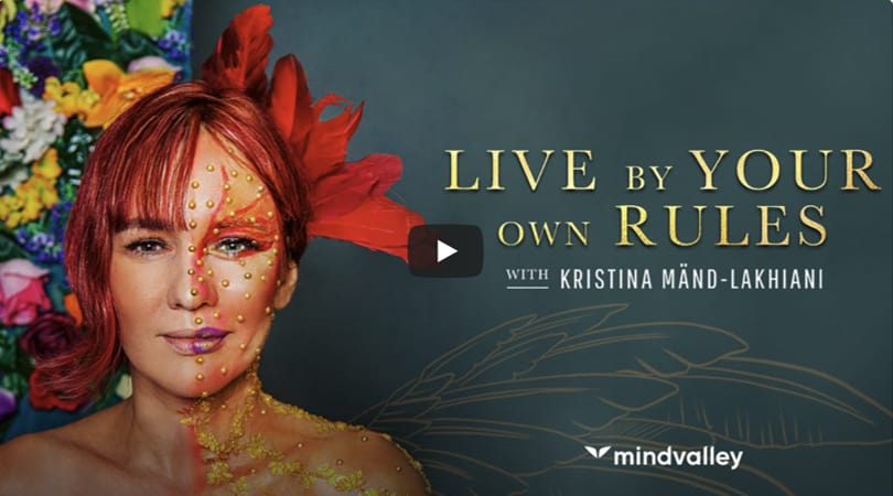 Image Mindvalley Courses - Masterclass Quest - Live by your own rules