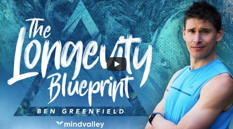 Image Mindvalley Courses - Masterclass Quest - The Longevity Blueprint