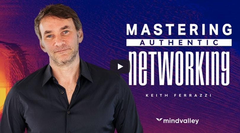Image Mindvalley Courses - Masterclass Quest - Mastering Authentic Networking