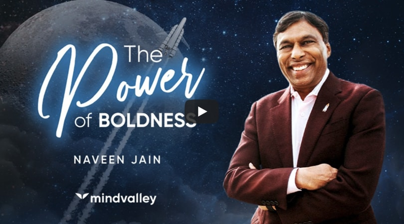 Image Mindvalley Courses - Masterclass Quest - The Power of Boldness