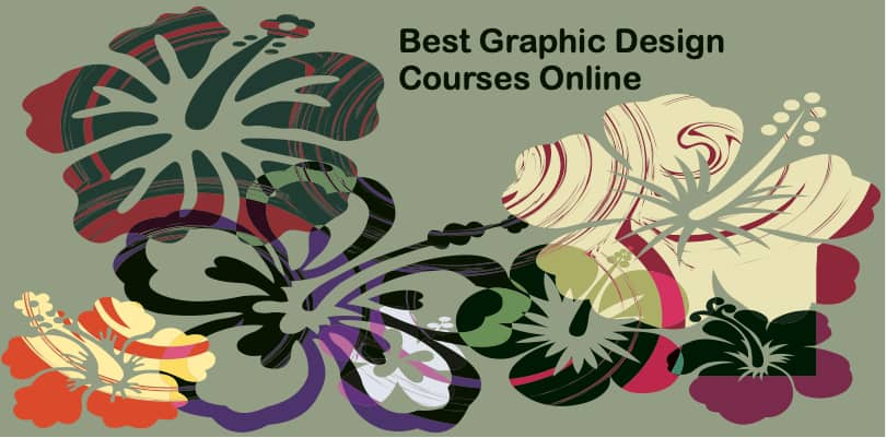Image Summary List of Best Online Graphic Design Courses