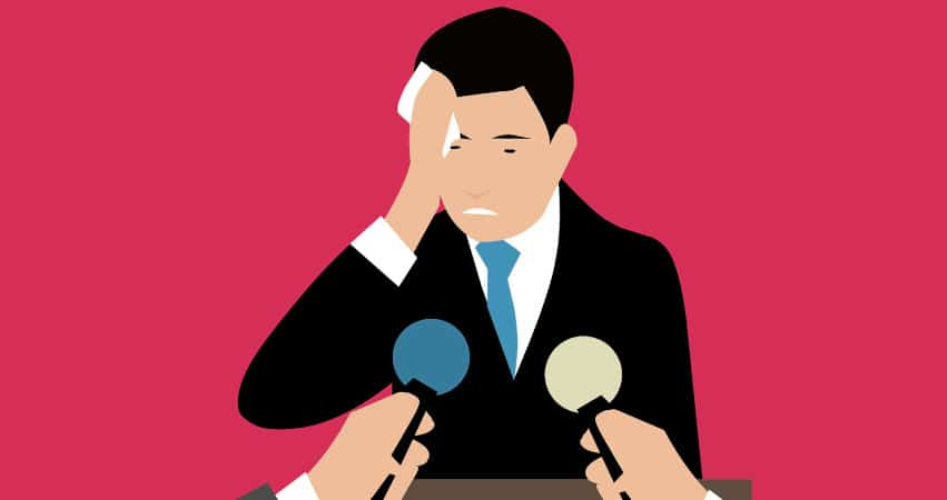 Image of Public Speaking Tips - Overcome Anxiety