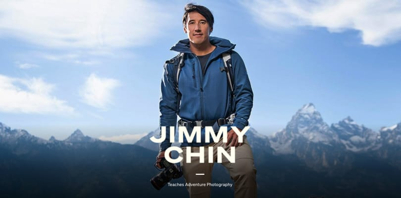 Image Photography Courses - Jimmy Chin - Adventure Photography, MasterClass