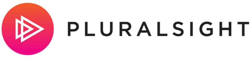 Image Pluralsight logo - Web Design Courses