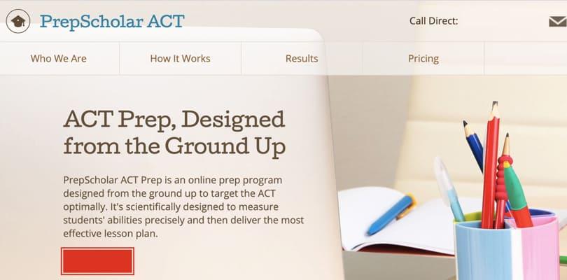 Image PrepScholar ACT Prep Courses - Online