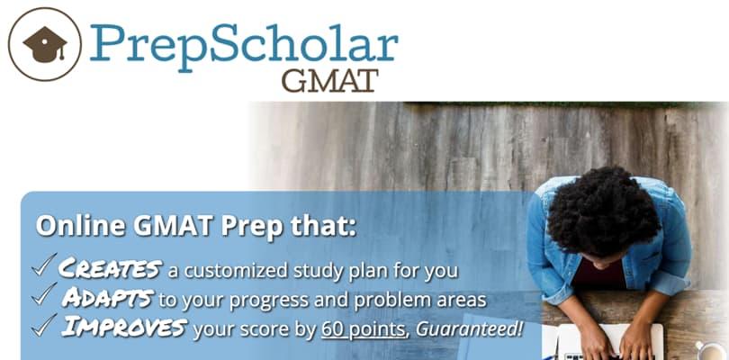 Image GMAT Test Prep Courses - PrepScholar Online GMAT Prep