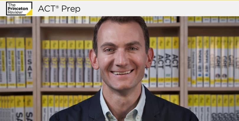 Image Princeton Review ACT Prep Courses - Online, in-Person