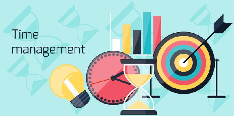 Image Improve productivity - Time Management