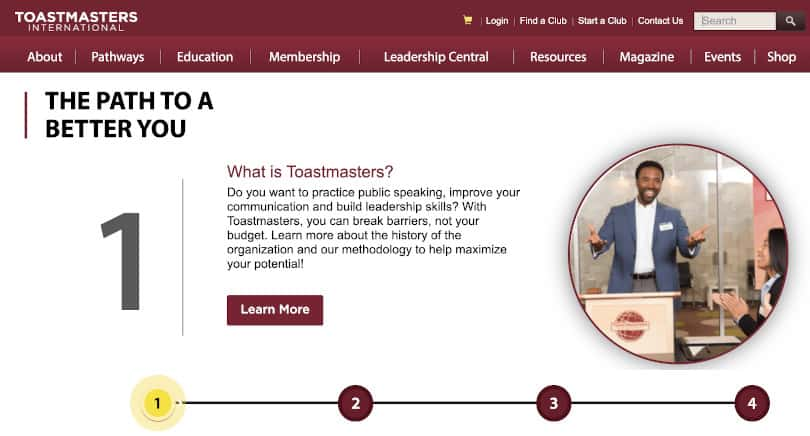Image of Best Public Speaking Courses - Toastmasters