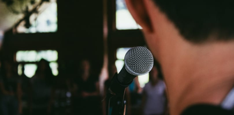 Image of Public Speaking Techniques for Job, Career, College