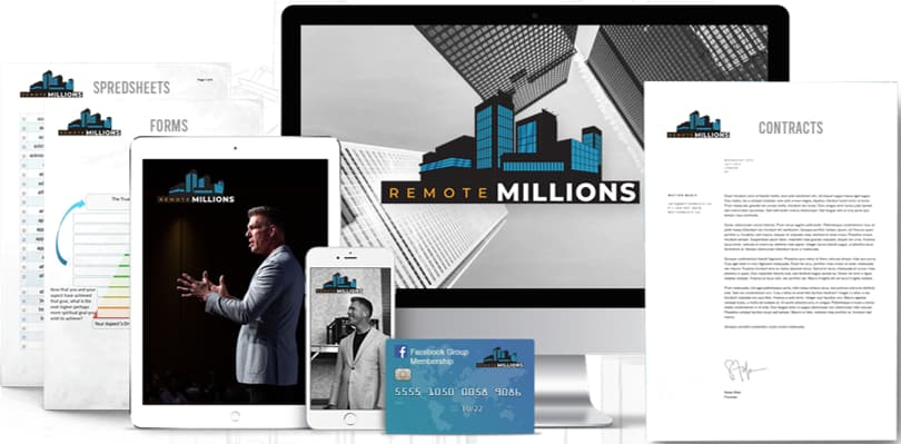 Image Real Estate Investing Course - Flip2Freedom