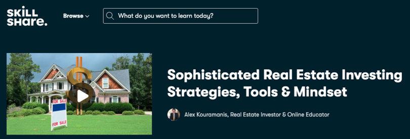 Image Real Estate Investing Course - Skillshare