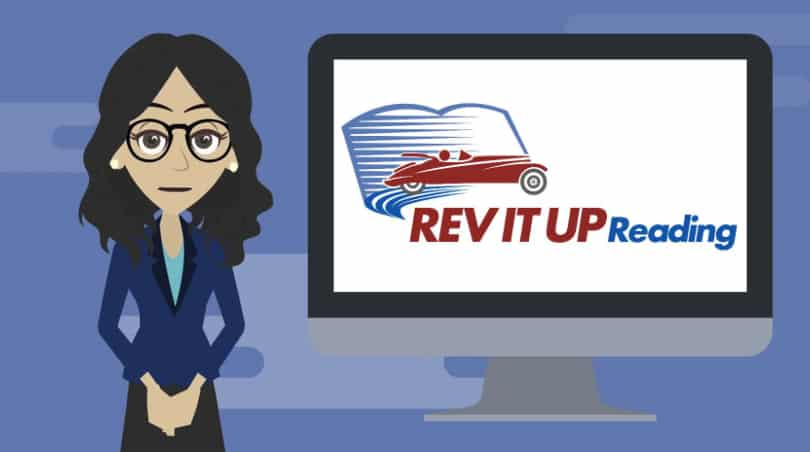Image Rev it Up Reading - Review and Summary