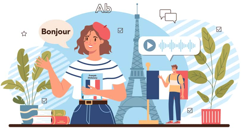 Image bReview of French Courses Online - Top Classes