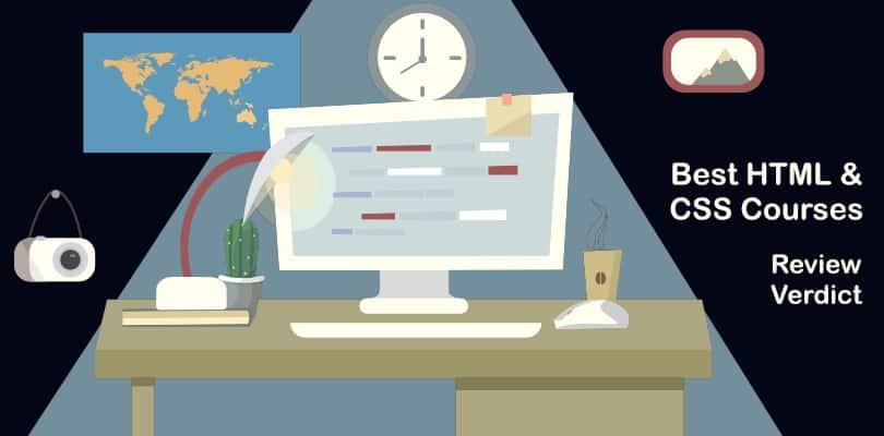 Image Review of Best HTML & CSS Courses Online - Verdict