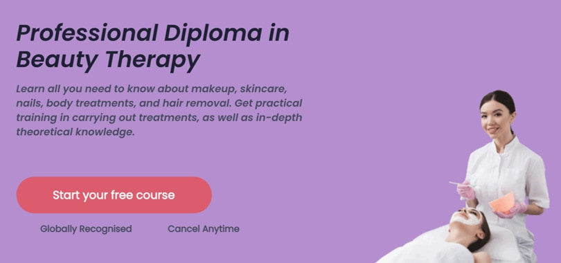 Image Best Shaw Academy Courses - Diploma Beauty Therapy