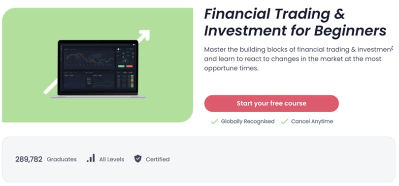 Image Best Shaw Academy Courses - Financial Trading & Investment