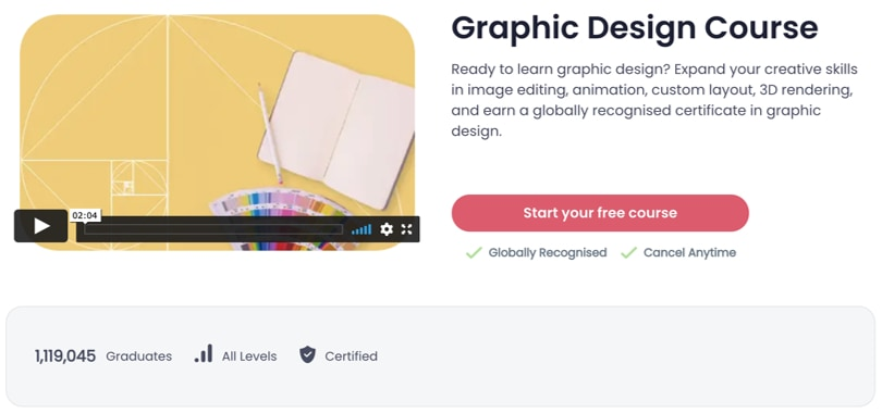 Image Best Shaw Academy Courses - Graphic Design