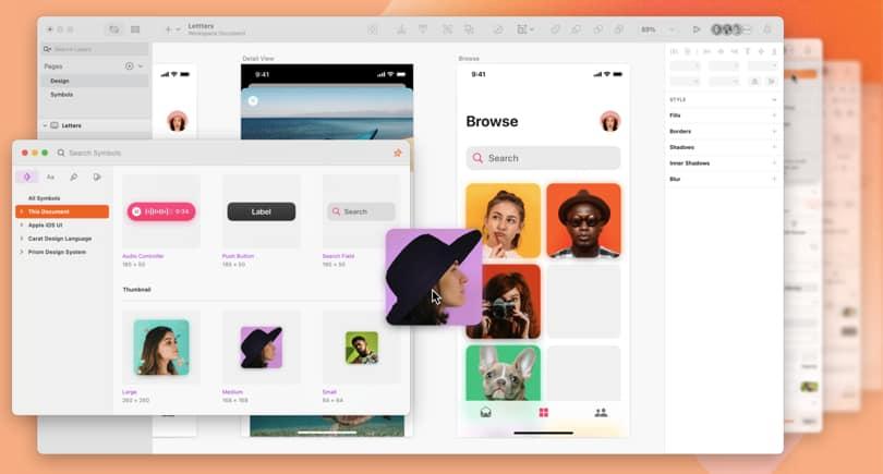 Image Sketch Designer Online Graphic Design Software
