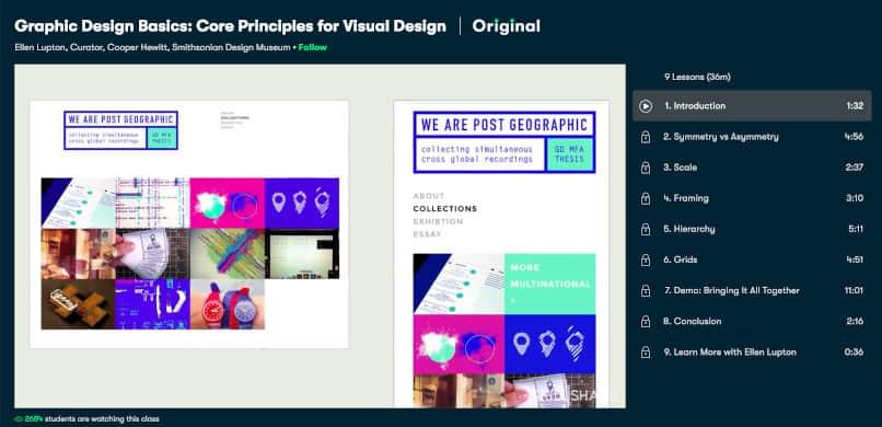 Image of Best Skillshare Classes - Graphic Design