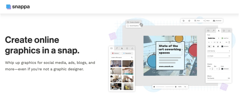 Image Snappa Designer Online Graphic Design Software